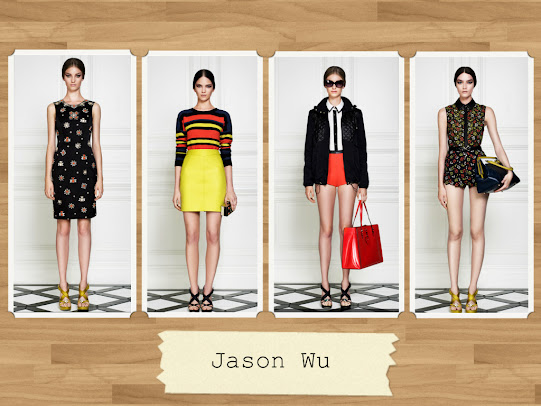 Jason Wu Resort Wear 2013