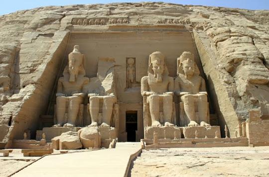 Gran Templo de Ramsés II