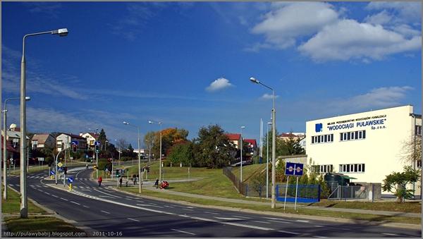 ul.Skowieszyńska Puławy