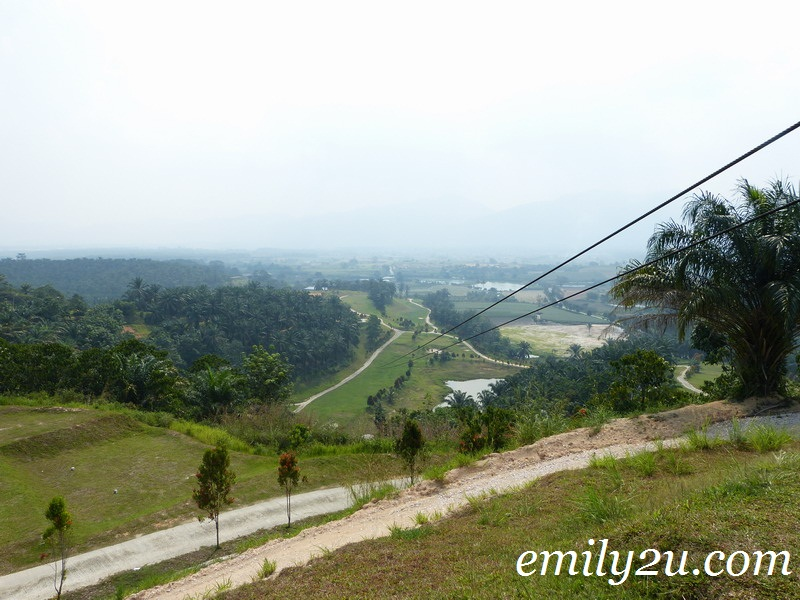 Bukit Kinding Eco Adventure Park