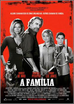 Filme Poster A Família TS XviD & RMVB Dublado
