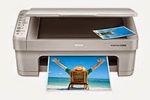 download Epson Stylus CX1500v printer's driver