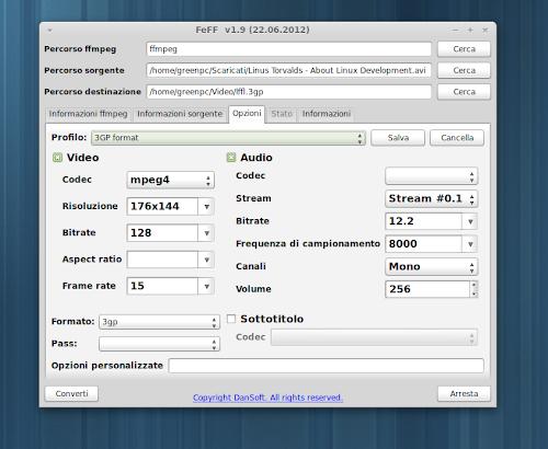 Feff 1.9 su Linux Mint