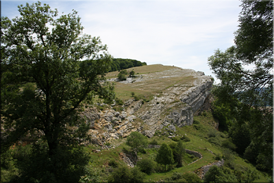 Vistas desde la ermita