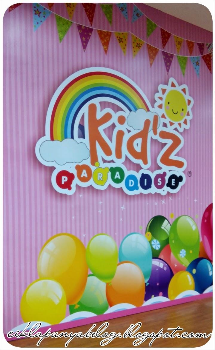 Jom gembirakan anak-anak di Kids Paradise, Klang Prade.
