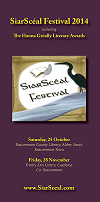 SiarSceal Festival 2014 programme of events