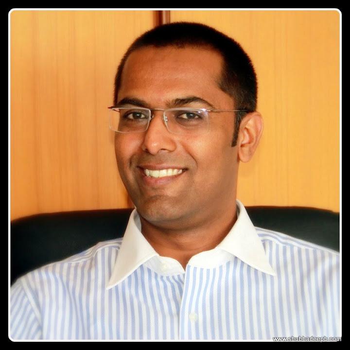 Shubhadeep B.