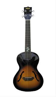 archtop ukulele