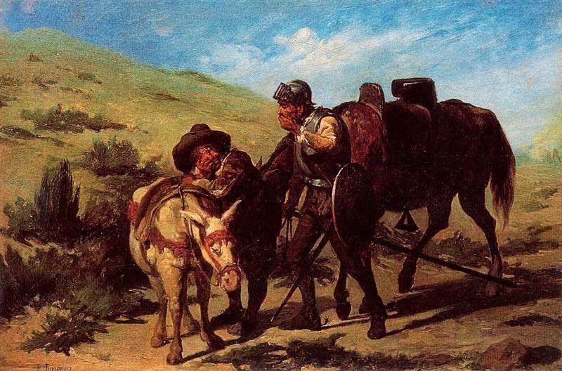 José Jiménez Aranda - El Quijote