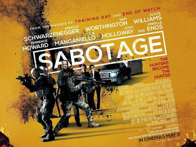 Σαμποτάζ Sabotage Wallpaper