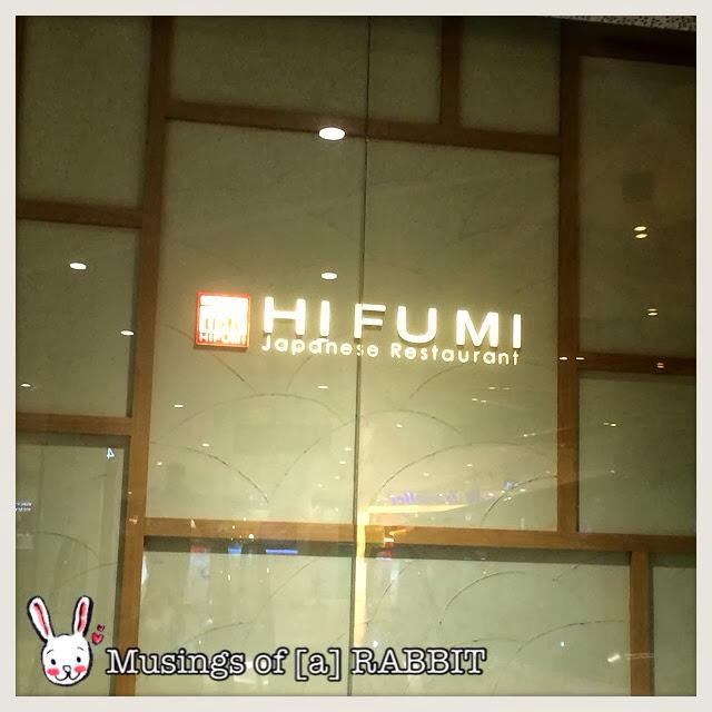 Hifumi @ Plaza Singapura