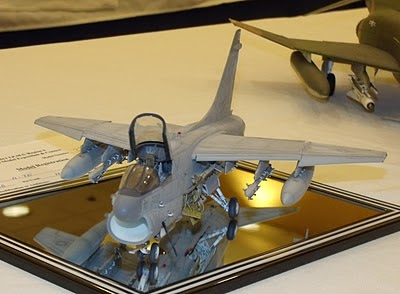 Navy A-7E Corsair II model - US Navy