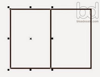 Gambar 02 - Cara Mudah Membuat Logo dengan Corel Draw