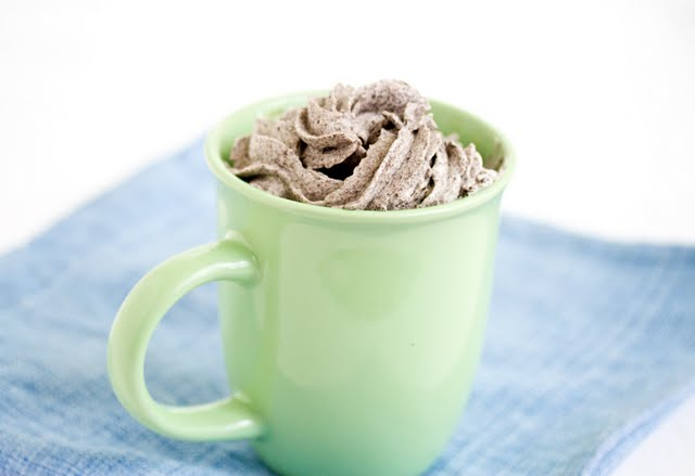 photo of a Cookies and Cream Mug Cake