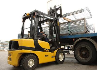 Xe nâng Yale Diesel 1.5 - 3.5 tấn