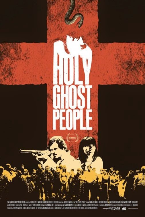 Poster Of English Movie Holy Ghost People (2013) Free Download Full New Hollywood Movie Watch Online At Alldownloads4u.Com