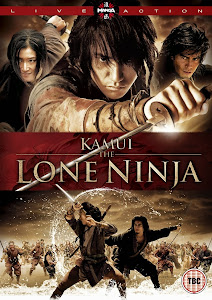 Ninja Cô Độc - Kamui: The Lone Ninja poster