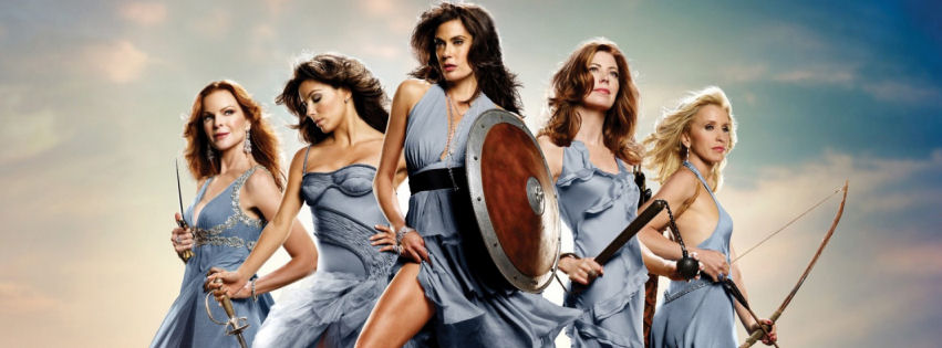 Desperate housewives facebook cover