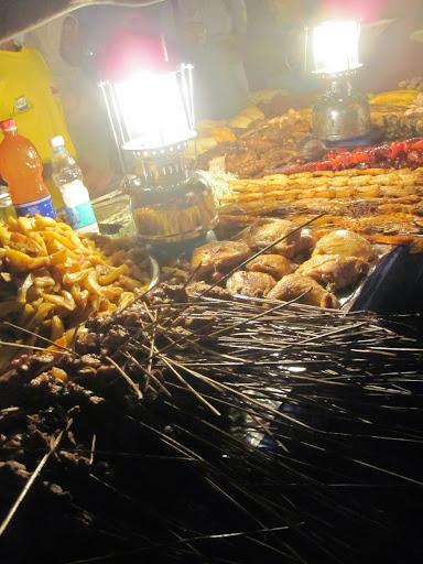 Zanzibar night market. From Through the eyes of an educator: Zanzibar, Tanzania
