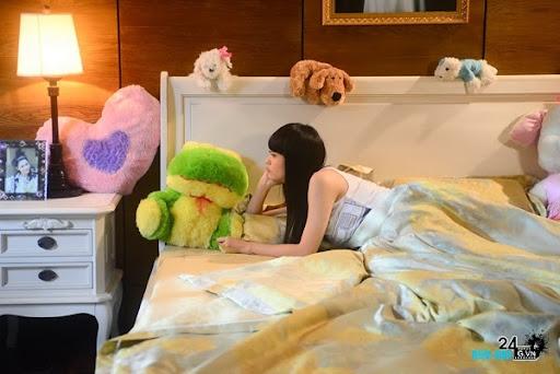 """Ca sĩ Trương Quỳnh Anh trong phim """"Đêm giao thừa ấm áp""""-6 Ca sĩ Trương Quỳnh Anh trong phim """"Đêm giao thừa ấm áp"""""""