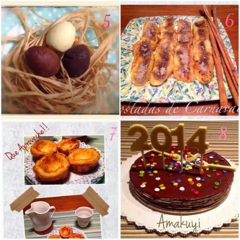 Reposteria-huevos-Pascua-tostadas-pasteles-arroz-tarta-ferrero