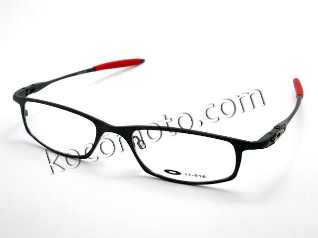 Kacamata Oakley CHAIN Full Evo (Black.Red) : FR-OK-18b