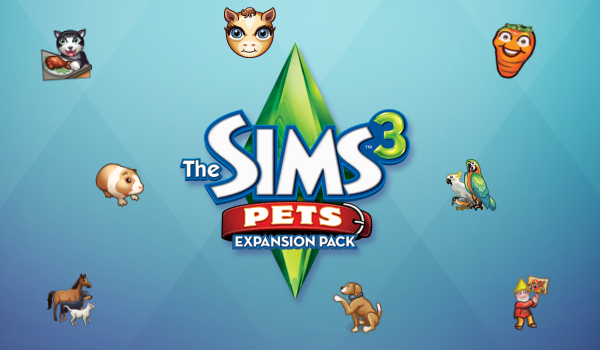 The Sims 3 Pets Icons