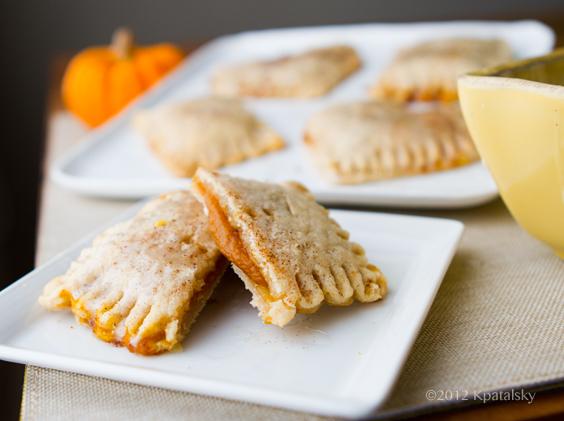 Vegan Pumpkin Pie Tarts With Vanilla Glaze Vegan Recipe