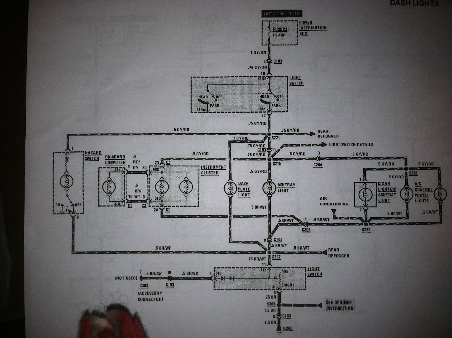 e30 headlight switch wiring diagram e30 image e30 dash ac computer not illuminating lights on on e30 headlight switch wiring diagram