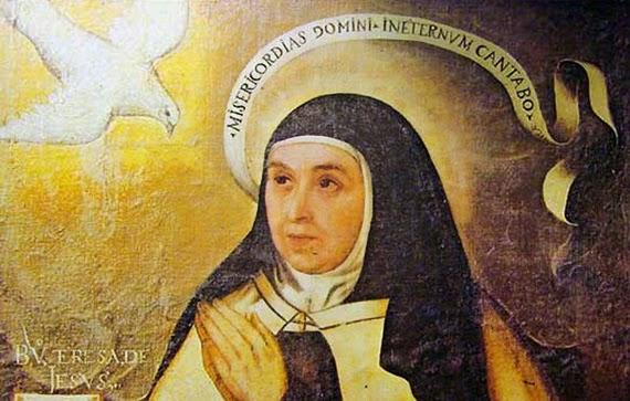 V Centenario de Teresa de Jesús