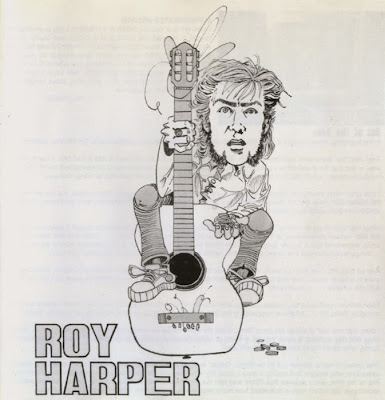 Roy Harper ~ 1966 ~ Sophisticated Beggar