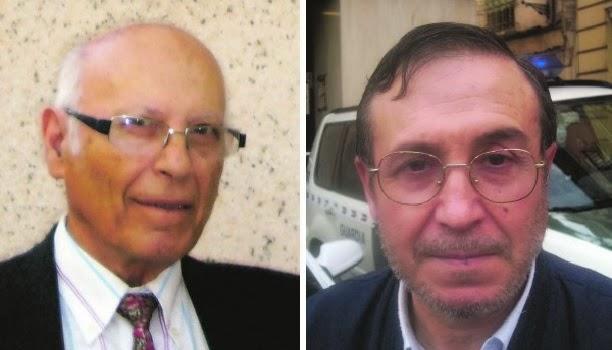 Fulgencio Saura Mira y Eugenio Marco