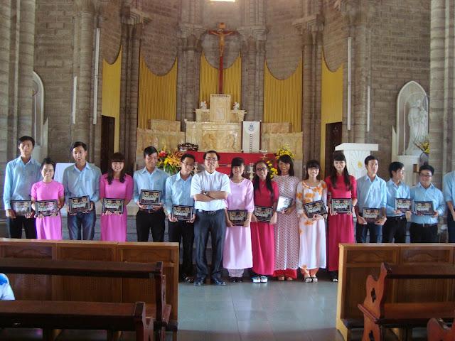 SINH VIÊN CÔNG GIÁO TIN YÊU NHA TRANG: Thánh Lễ khai giảng năm học mới
