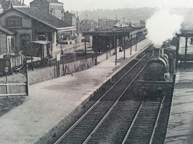 Gare de Rosny Sous Bois