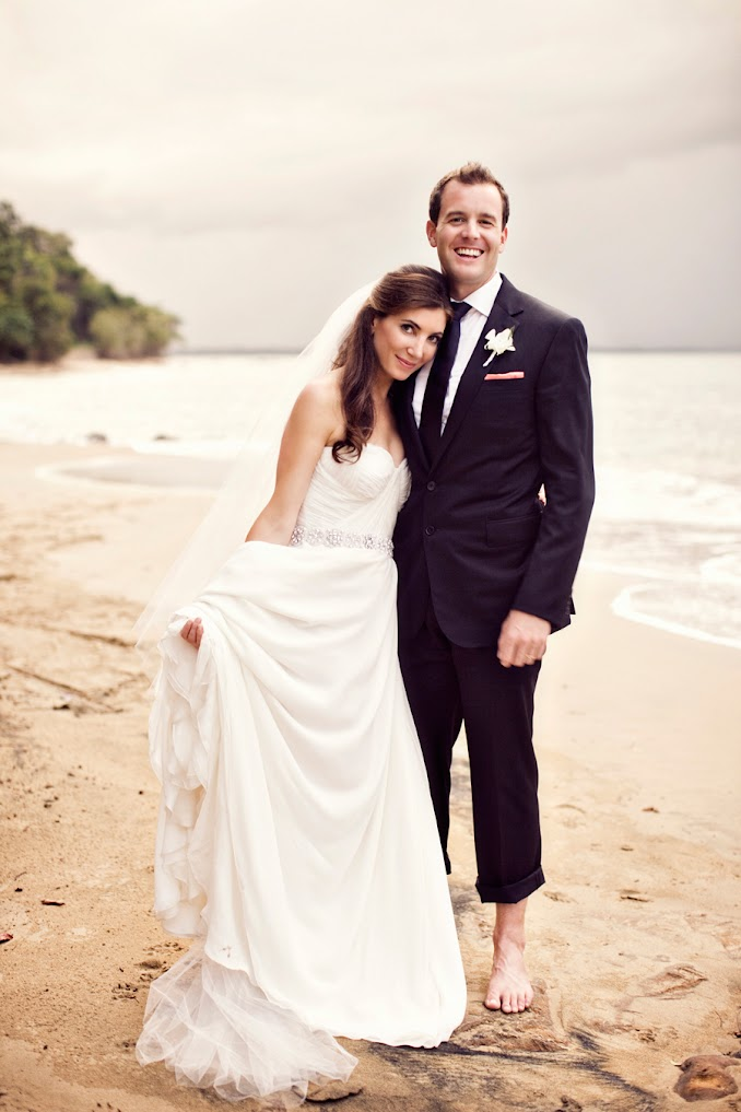 gorgeous beach weddings