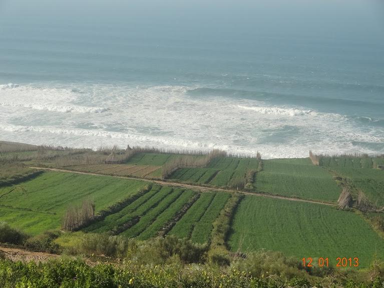 marrocos - Marrocos e Mauritãnia a Queimar Pneu e Gasolina DSC05474