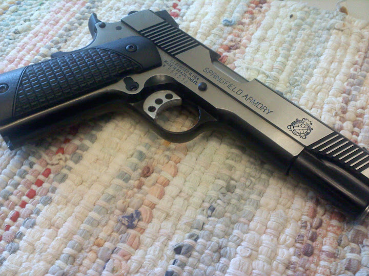 My springer loaded rattles. - 1911 Forum