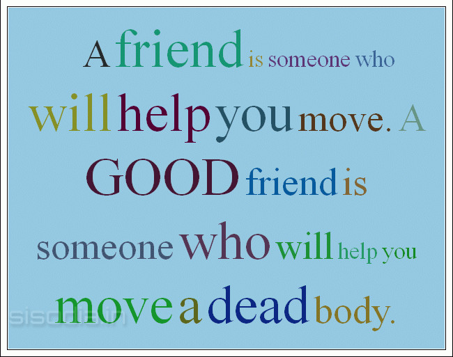 how to ask a friend to help you move