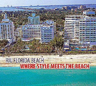 Hotel Riu Florida Beach   A South Beach Miami Florida Luxury Hotel