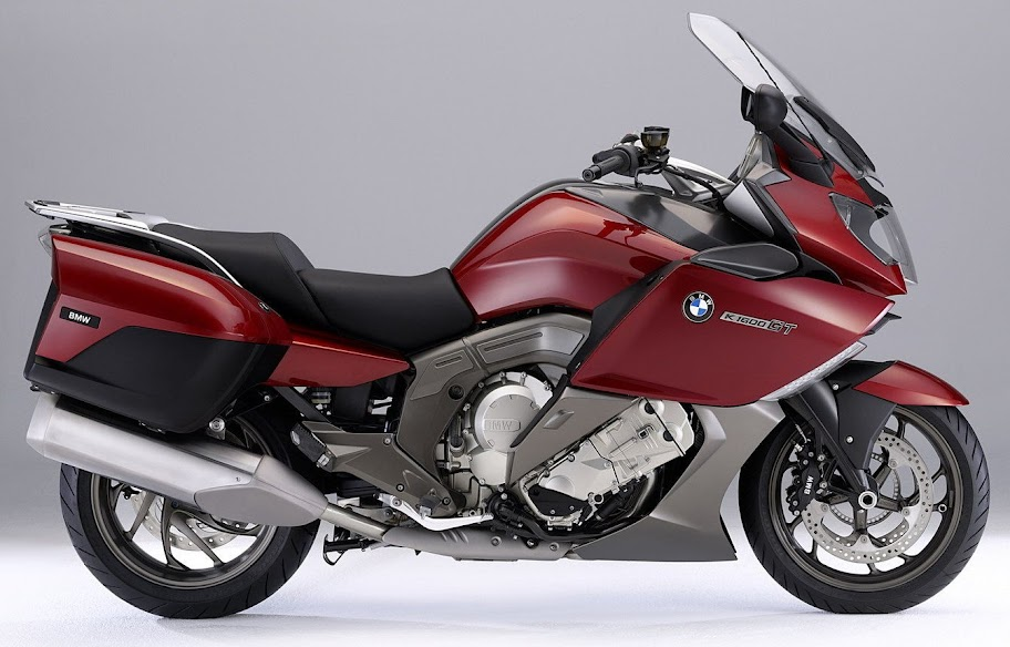 bmw k1600 gt et k1600 gtl six cylindres. Black Bedroom Furniture Sets. Home Design Ideas