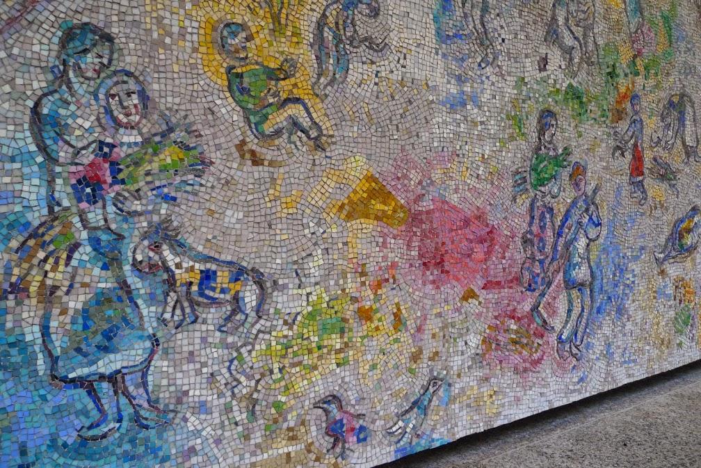 chicago chagall