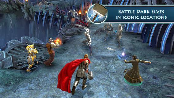 Thor: The Dark World v1.2.0 for iPhone/iPad