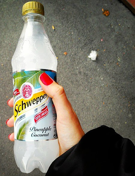 schweppes pineapple coconut Schweppes Pineapple Coconut