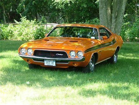 Dodge Challenger R/T 1972 Muscle Car and Pictures ~ muscle ...
