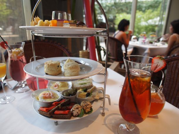 The Urban Tea Merchant - TWG Iced Tea & Brunch