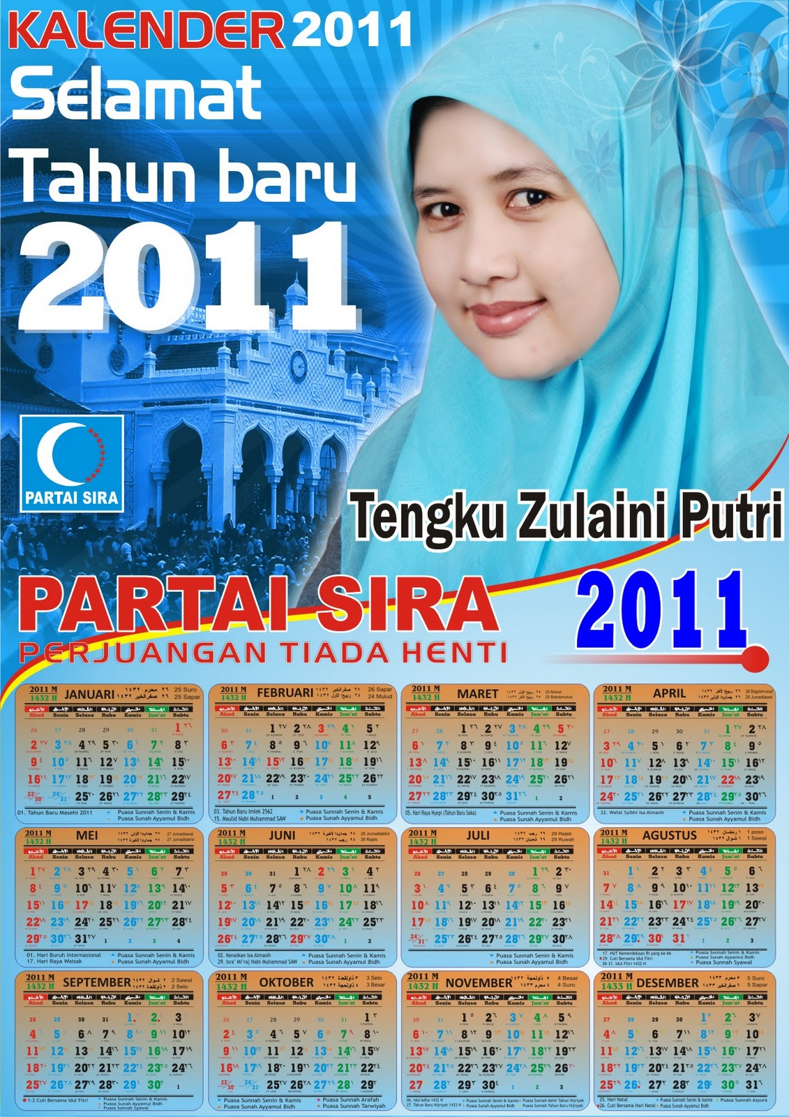 If you like you can download this calendar in coreldraw format CLICK ...