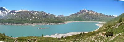 Lago di Mont Cenis