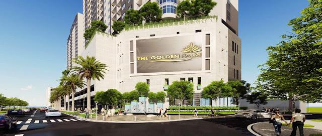 Tiện ích The Golden Palm