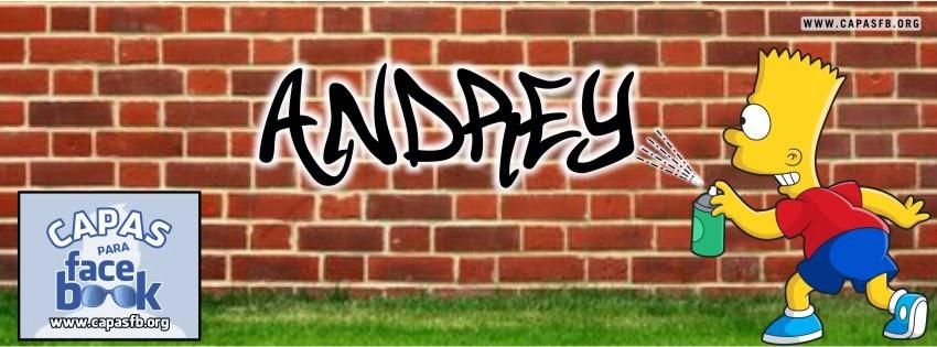 Capas para Facebook Andrey