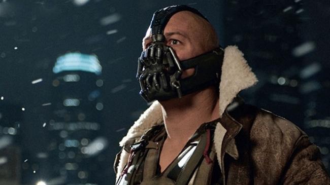เบน (ทอม ฮาร์ดี้ ในหนัง The Dark Knight Rises)